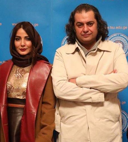 بیوگرافی سمیرا حسن پور,عکس سمیرا حسن پور,عکس همسر سمیرا حسن پور