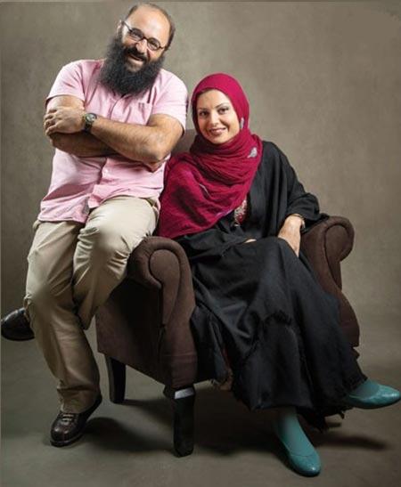 سولماز غنی,بیوگرافی سولماز غنی,عکس همسر سولماز غنی