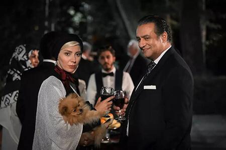 بیاینا محمودی,نقش شارلوت در گاندو 2,