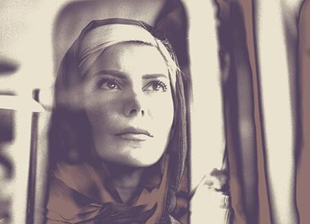 بازیگر نقش شارلوت در گاندو 2, تصاویر بیاینا محمودی, بازیگر نقش شارلوت در گاندو کیست