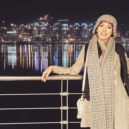 همسر بیاینا محمودی کیست, بازی بدون حجاب بیاینا محمودی, علت بازی بدون حجاب بیاینا محمودی