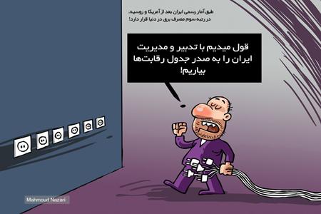 کاریکاتورهای مفهومی, کاریکاتور سیاسی
