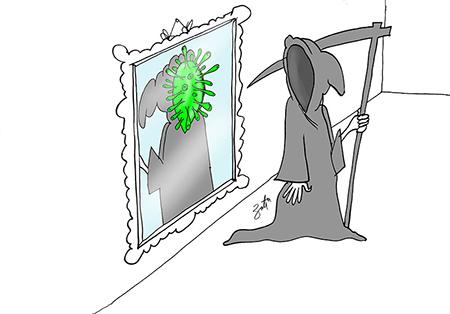 کاریکاتور روز ، کاریکاتور اجتماعی