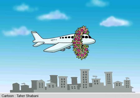 تصاویر سقوط هواپیما, عکس سقوط هواپیما