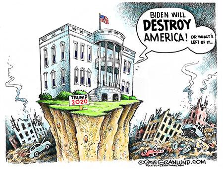 کاریکاتور های سیاسی ، کاریکاتور کرونا