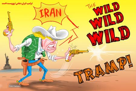 کاریکاتور ترامپ, کاریکاتور کارگر