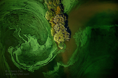 عکس های زیبا از کره زمین, آلودگی کره زمین