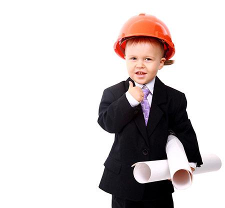 شغل آینده کودکان,انتخاب شغل کودکان,کودکان کنجکاو