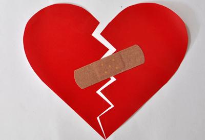 جملات کوتاه شکست عشقی