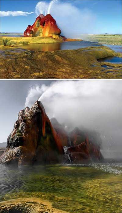 10 نمونه از عجایب جهان را که تاکنون ندیده اید !