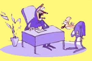 اگه زن شما رئیس تان بشود، چه بلایی سرتان می آید؟!
