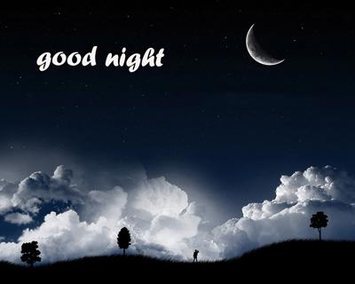 جملات زیبا برای شب بخیر گفتن