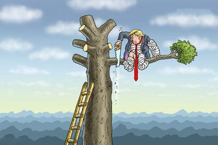 کاریکاتور سیاسی,سری جدید کاریکاتورهای مفهومی