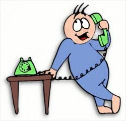 تفاوت گفتاری پسر و دختر در پای تلفن