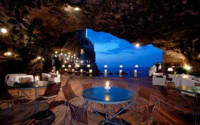 مکان های دیدنی, آبشار ویکتوریا, مکان تفریحی جالب, رستوران زیر دریایی
