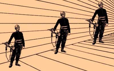 خطای دید چشم, جالب ترین خطاهای دید