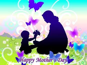 تبریک روز مادر سلامتی