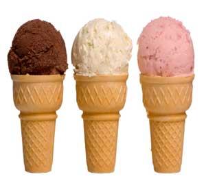 طعم بستنی و ویژگی های شخصیتی شما