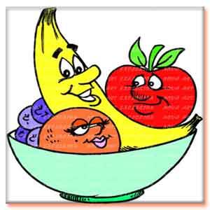فال میوه