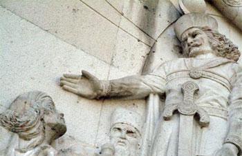 ضرب المثل انوشیروان دادگر, داستان ضرب المثل
