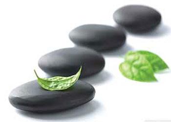 چاکرا درمانی, سنگ های شفابخش, چاکرا درمانی با سنگ ها