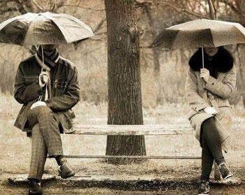 ﻣﻦ ﻭ ﻫﻤﺴﺮﻡ ﺍﺯ ﻫﻢ ﺧﺴﺘﻪ ﺷﺪﯾﻢ , متن های عاشقانه , احساس عاشقی