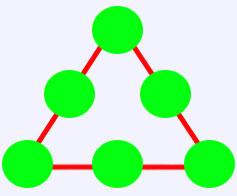 تست هوش تصویری, مثلث, معمای سخت