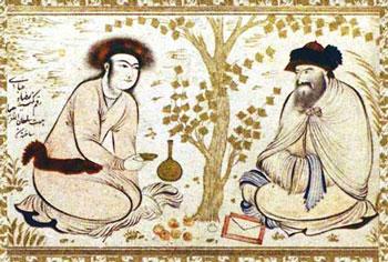 خواجه حافظ شیرازی, مجالس شعرخوانی
