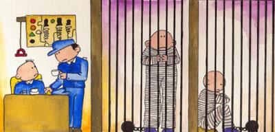 معما با جواب, رساندن پیغام در زندان,معمای جدید