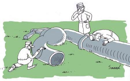کاریکاتور قحطی , کاریکاتور و تصاویر طنز