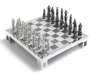 پاداش کسي که شطرنج را اختراع کرد!!