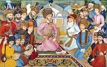 شاه عباس دوم, ریشه تاریخی ضرب المثل