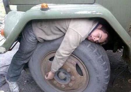 تصاویر خنده دار جدید, عکس خوابیدن