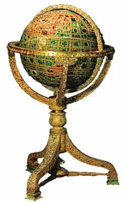 جواهرات و گنجینه سلطنتی ایـــــــران