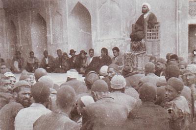 روستای پشم چال, ریشه تاریخی ضرب المثل