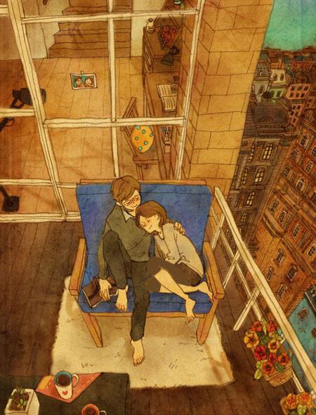 تصاویر عشقی,عکس عاشقانه,تصویری از یک عشق باور نکردنی
