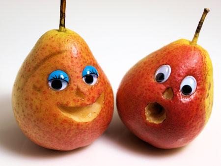 عکس های خنده دار از میوه و سبزیجات, تصاویر طنز