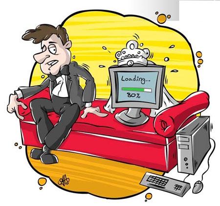 کاریکاتور ازدواج 95, طنز ازدواج اینترنتی 1395