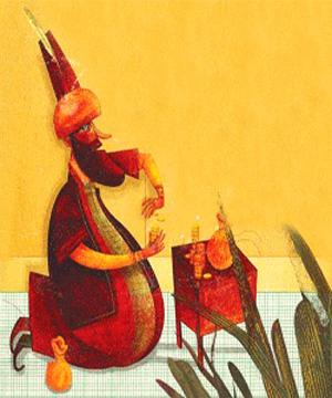 ساخت عطر, ضرب المثلهای ایرانی