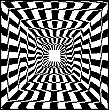 خواندنیهای دیدنی, خطای دید چشم