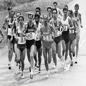 درسی زیبا و بیاد ماندنی از دونده ای که آخر شد
