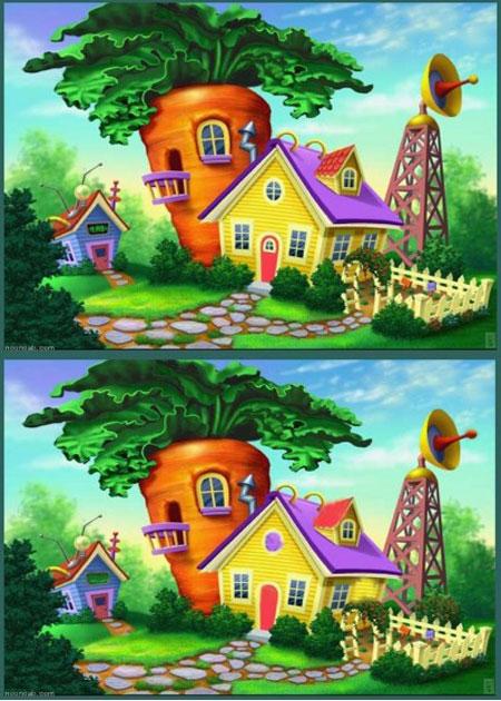 بازی تفاوت تصویر