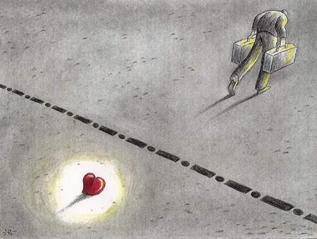کاریکاتورهای جواد علیزاده, کاریکاتور و تصاویر طنز