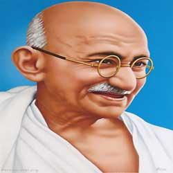 دست نوشته های مهاتما گاندی