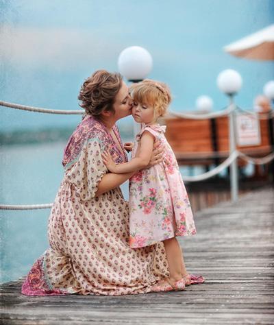 مهر و محبت مادری, متن مخصوص مادر