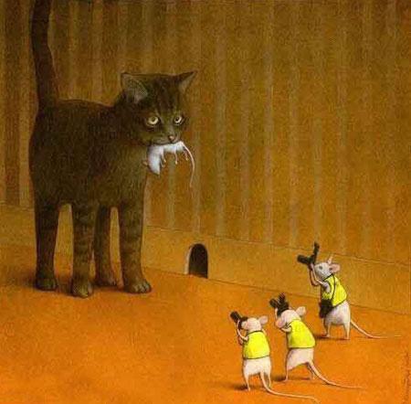 کاریکاتور فقر, کاریکاتور جدید