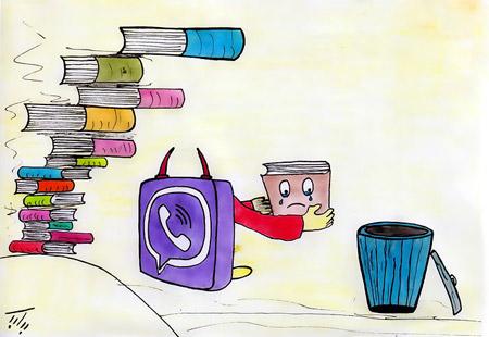 کاریکاتور جدید | کاریکاتور تلگرام جدید |  کاریکاتور اجتماعی
