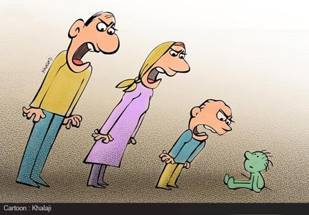 کاریکاتورهای آموزنده, کاریکاتور