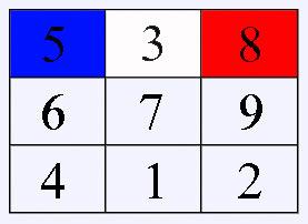 معماي رنگها,معما با جواب
