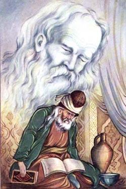 حکایت زیبای پیر مرد تهی دست, حکایت مولانا, حکایت آموزنده, حکایت جالب,